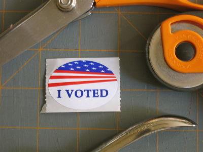 11-4-08 I Voted
