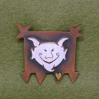 11-11-08 Devil Pin