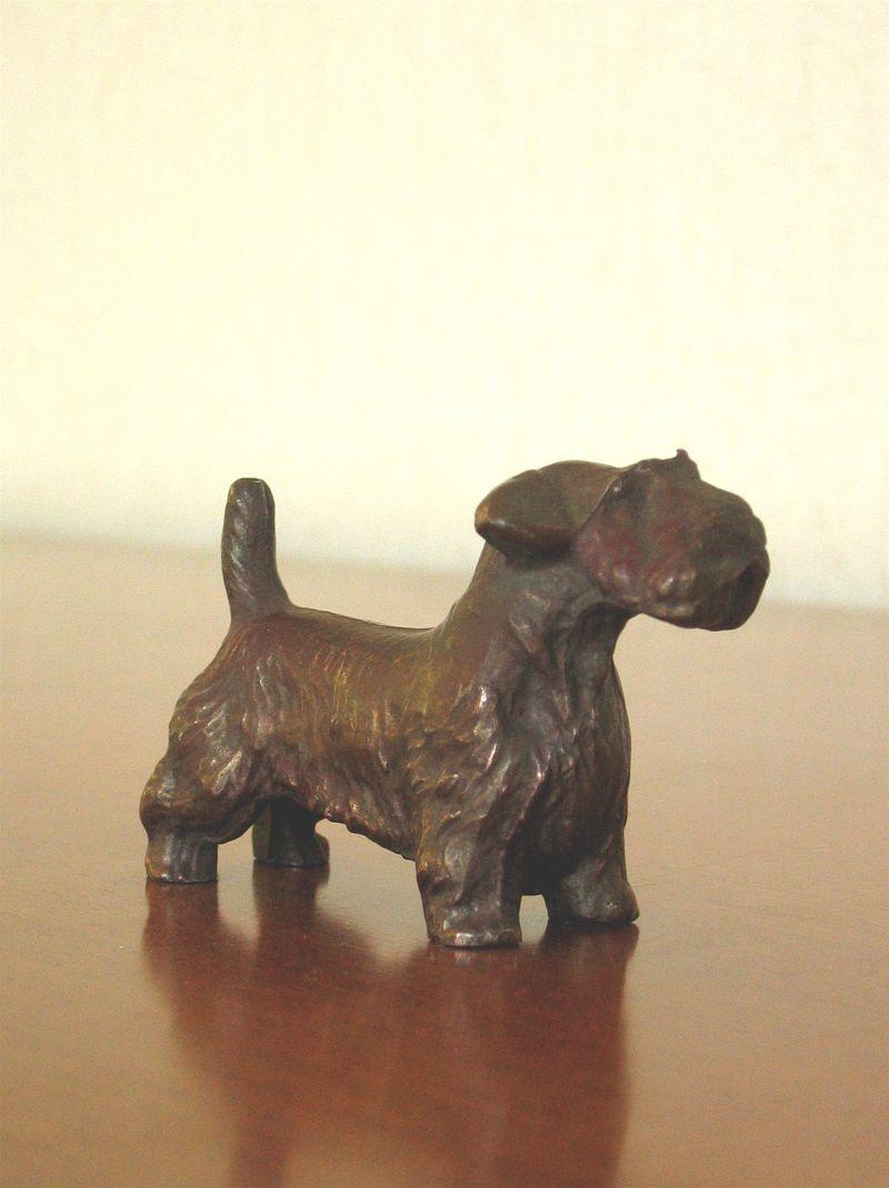 7-29-09 Metal Dog
