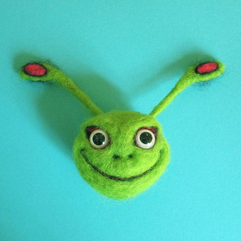 8-6-10 Alien Head